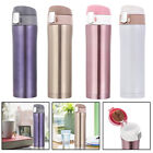 Stainless Steel 500ml Insulated Thermos Vacuum Cup Coffee Mug Travel Bottle