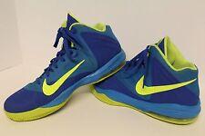 Nike Air Max Premiere 11 Blue Athletic Basketball Mens Shoes 653638-474