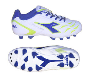 DIADORA CLASICO ARIS JR scarpe da calcio bambino sportive calcetto tacchetti