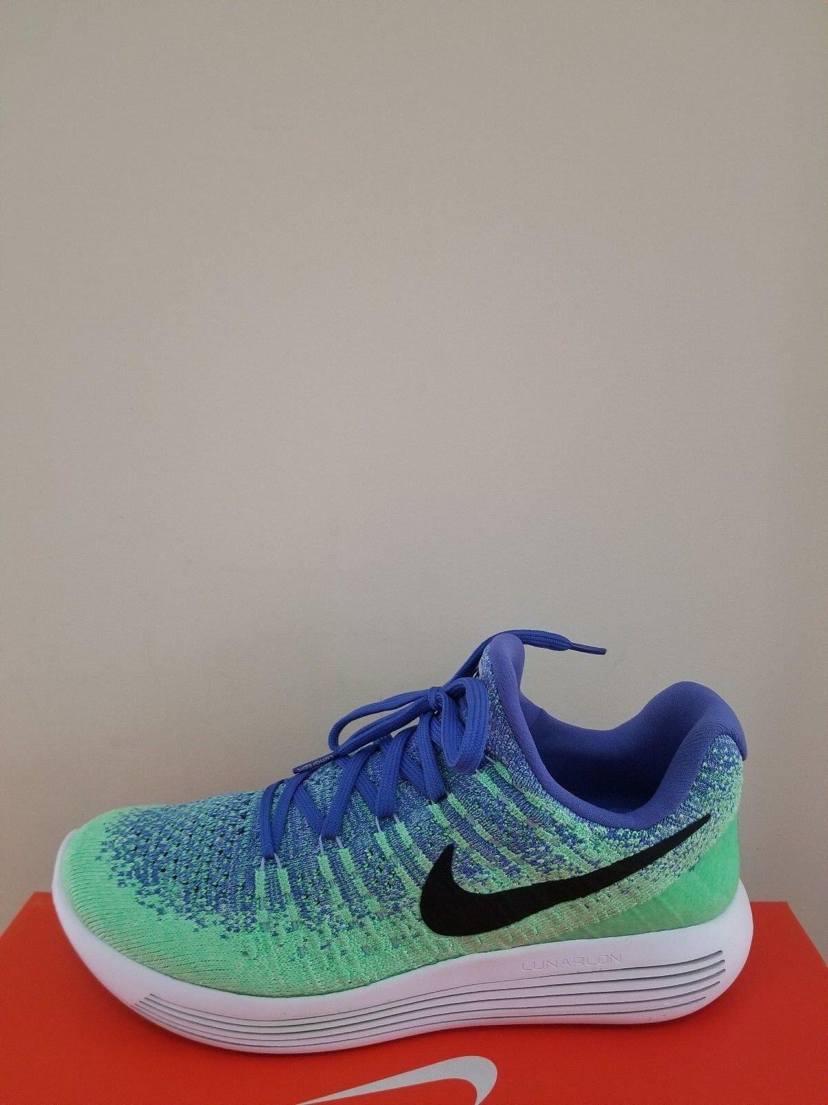 Nike Damen Lunarepic Niedrig Flyknit 2 Laufschuhe Größe 6.5 Nib