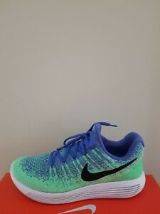 f07a07ed32708 Nike Women s LunarEpic Low Flyknit 2 Running Shoes Size 8.5 NIB