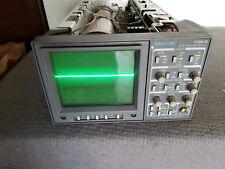 Tektronix 1730d Digital Waveform Monitor