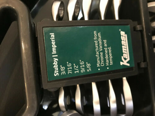 KAMASA TOOLS OFFER 32Pce COMBINATION SPANNER WRENCH SET IN HOLDER
