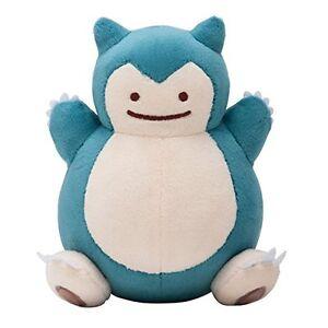 Pokemon-Center-Original-Muneca-De-Felpa-transfeccion-idem-metamon-Snorlax-Japon