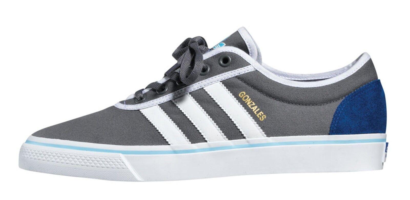 Adidas g48267 adi leicht wieder grau, weiß - blau skate g48267 Adidas gonzales (197) männer, schuhe 550423