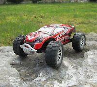 Rc Modell Xt-cars Flames 15cm Länge 1:24 Ferngesteuert 2,4 Ghz 50100
