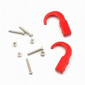 Metal Tow Hook Kit for RC Car 1//10 D90 RC Rock Crawler 1:10 Accessories
