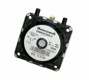 Pressostato HONEYWELL Aria Caldaie Universale Compatibile C6065A1028:2 Tarabile