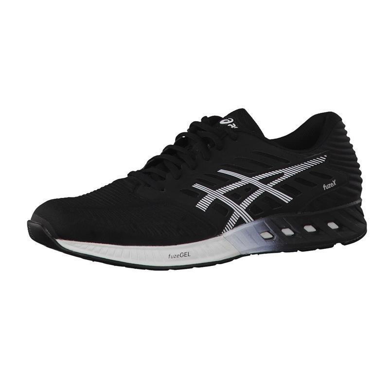 Ascis fuzeX Runningschuh T639N Herren schwarz schwarz schwarz Weiß onyx  129 99 c0fb69