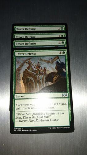 4x tower defense ravnica allegiance
