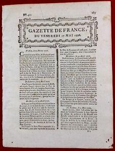 Ecosse-en-1776-Glasgow-Montmartre-Paris-Courbevoie-Malte-Toul-La-Haye-Hollande
