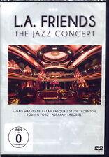 L.A. FRIENDS - THE JAZZ CONCERT DVD (NEU & OVP)