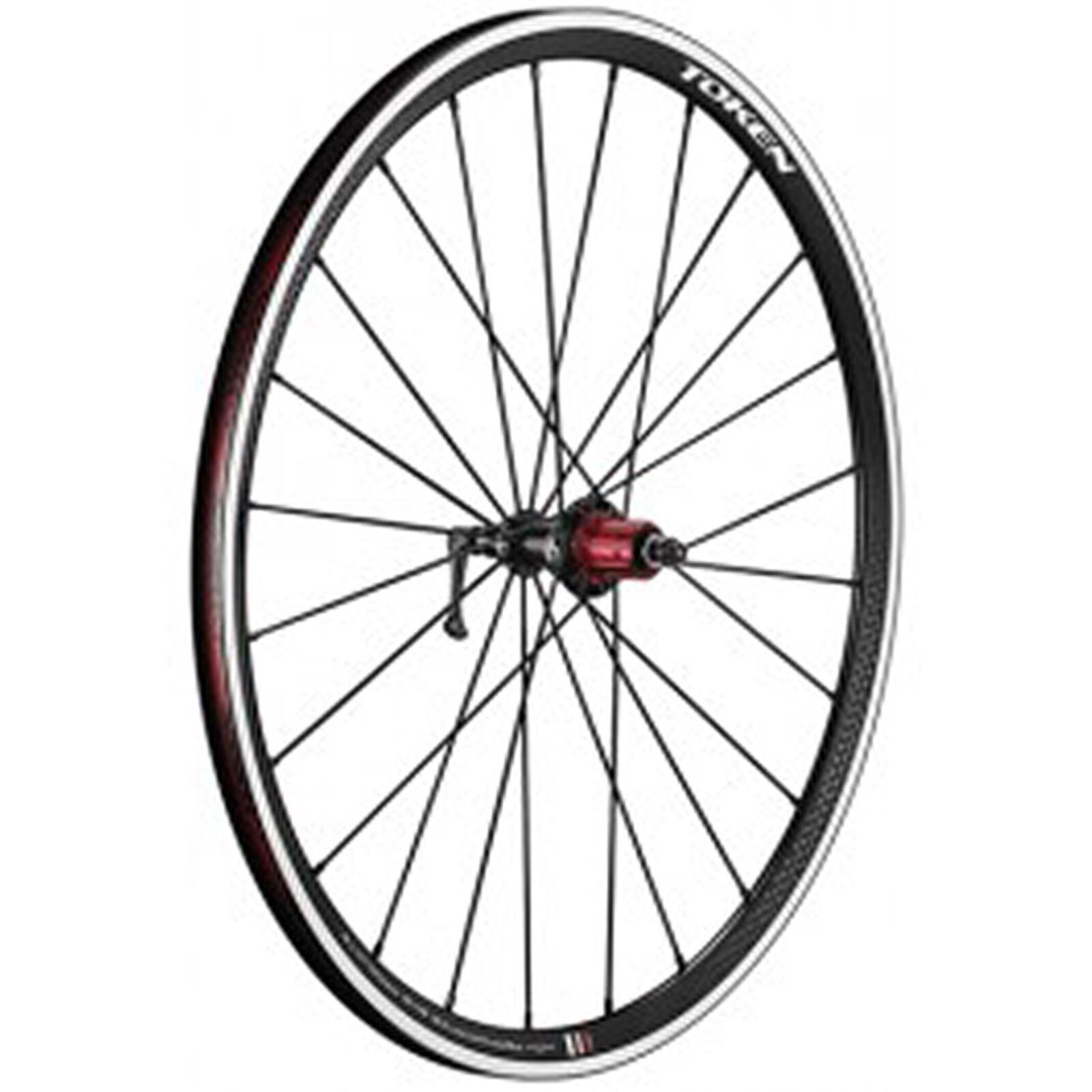 Bicicleta De Carreras ruedas Carreras Token   c28a  28 PULGADAS PARA CAMPAGNOLO