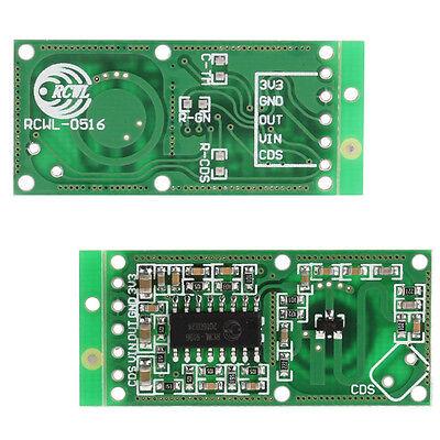 Human Body Induction Board Switch Microwave Radar Sensor Module RCWL-0516