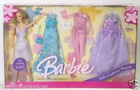 Barbie Doll & Fashions Playset