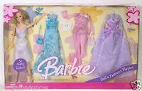 Barbie Doll & Fashions Playset