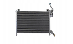 A//C Aire condensador con Radiador Mazda 2 1,6 CDVi MZ-CD 2008-2014 DL5861480B