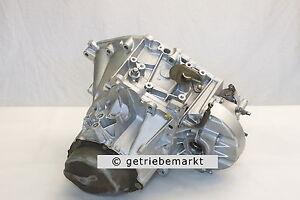 getriebe peugeot 307 / 307 sw / 307 break 1.6 16v benzin 5-gang