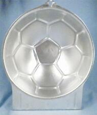 2001 Wilton Soccer Ball Cake Pan With Decorating Instructions eBay