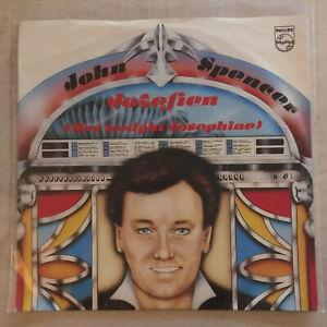 7-034-John-Spencer-Jozefien-PHILIPS-1985-VG