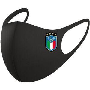 Masque-mixte-personnalise-supporter-figc-italia