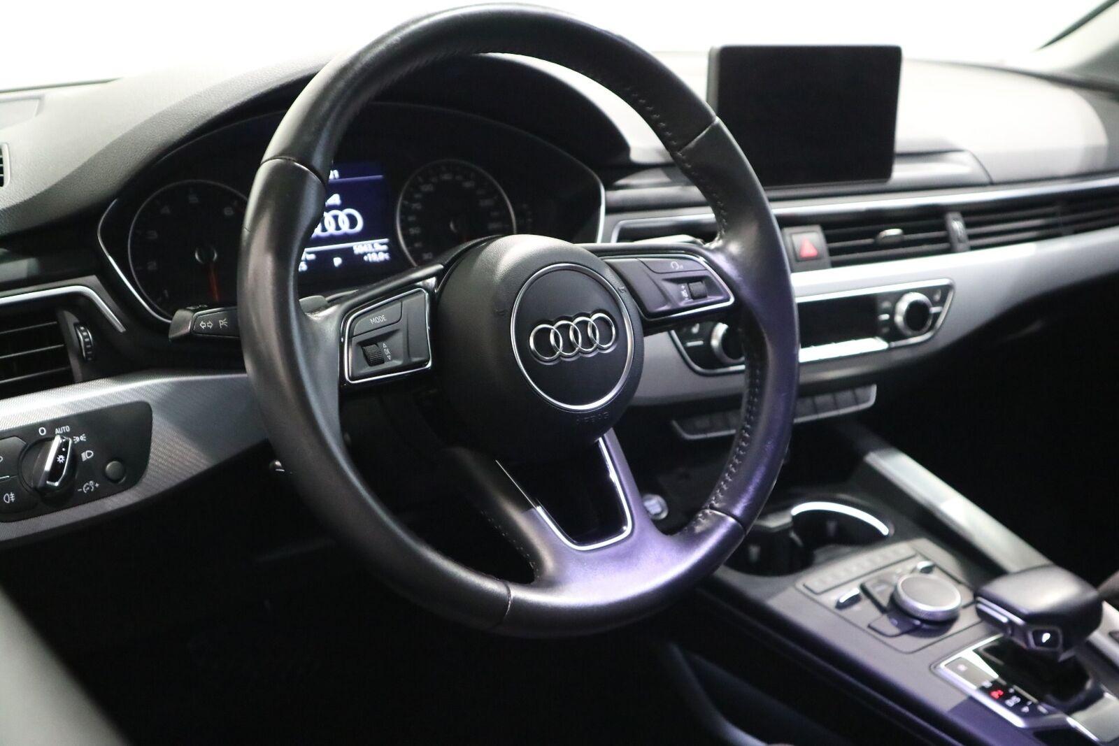 Audi A4 2,0 TFSi 190 Sport Avant S-tr. - billede 11