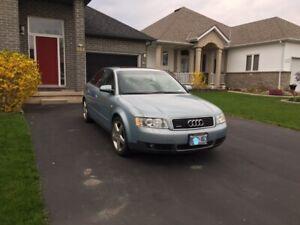 2002 Audi quattro