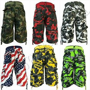 Mens Camo Shorts | eBay