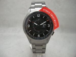 Authentic-Fossil-FTW1207-Hybrid-Smartwatch-Q-Activist-Men-039-s-Watch