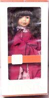 Heidi Ott Doll (hannah) Series 005 Red With Pink Underlay Vintage 1996 Bnib