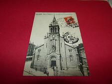 CPA CARTE POSTALE 1910 PARIS EGLISE DE L'IMMACULEE MONUMENT CONCEPTION RUE RDV