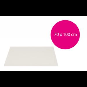5mm 25 Bogen Leichtschaumplatten weiß 70x100cm weiß