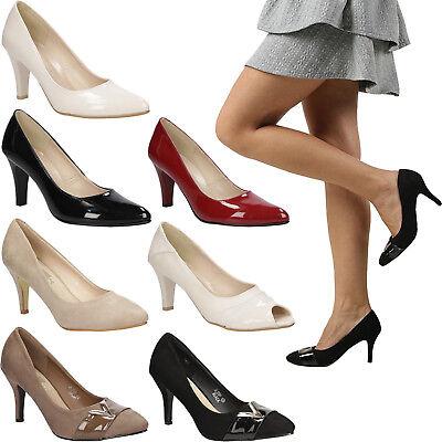 893975 Schuhe Damen Stiefel Klassische Langschaft Boots Mode