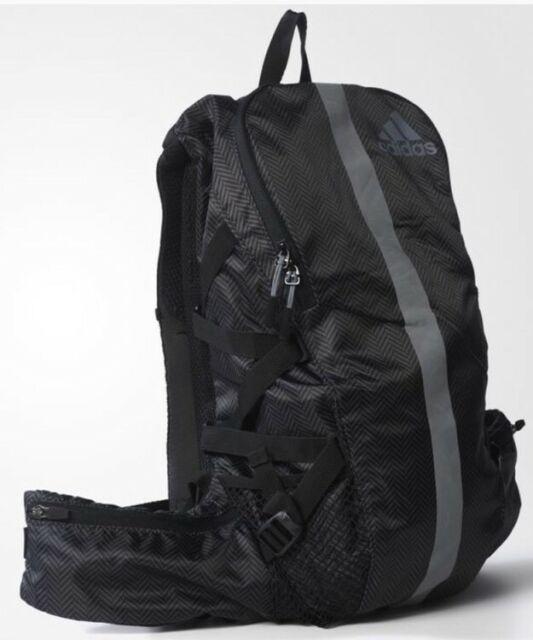 adidas Bag NMD Running Backpack Black BNWT BK6762