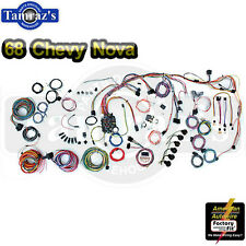 68 Chevy II Classic Update Series Complete Body & Interior Wiring Harness Kit