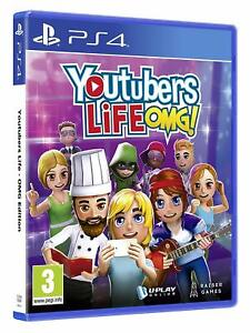 YouTubers-Life-OMG-For-PS4-New-amp-Sealed