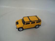 Maisto HUMMER H2 Die Cast Car Truck Played With
