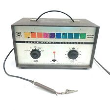 For Repair Vintage Seco 980 Tv Color Signal Generator Test Equipment Powers On