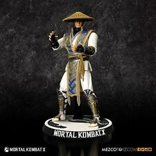 Mortal Kombat X, Raiden 4 pulgadas figura de acción Eterno Dios del Trueno MEZCO