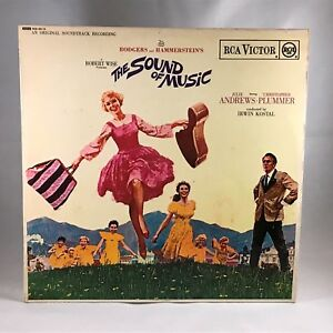 ORIGINAL-SOUNDTRACK-The-Sound-Of-Music-1965-UK-vinyl-LP-EXCELLENT-CONDITION-OST