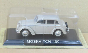 DIE-CAST-034-MOSKVITCH-400-034-LEGENDARY-CARS-SCALA-1-43