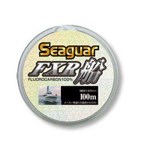#20 70lb 0.740mm From Japan SEAGUAR FXR FLUOROCARBON LEADER LINE 100m