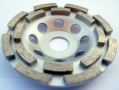 Diamant Schleiftopf Schleifteller 115 mm  -Neu- Topfscheibe universal