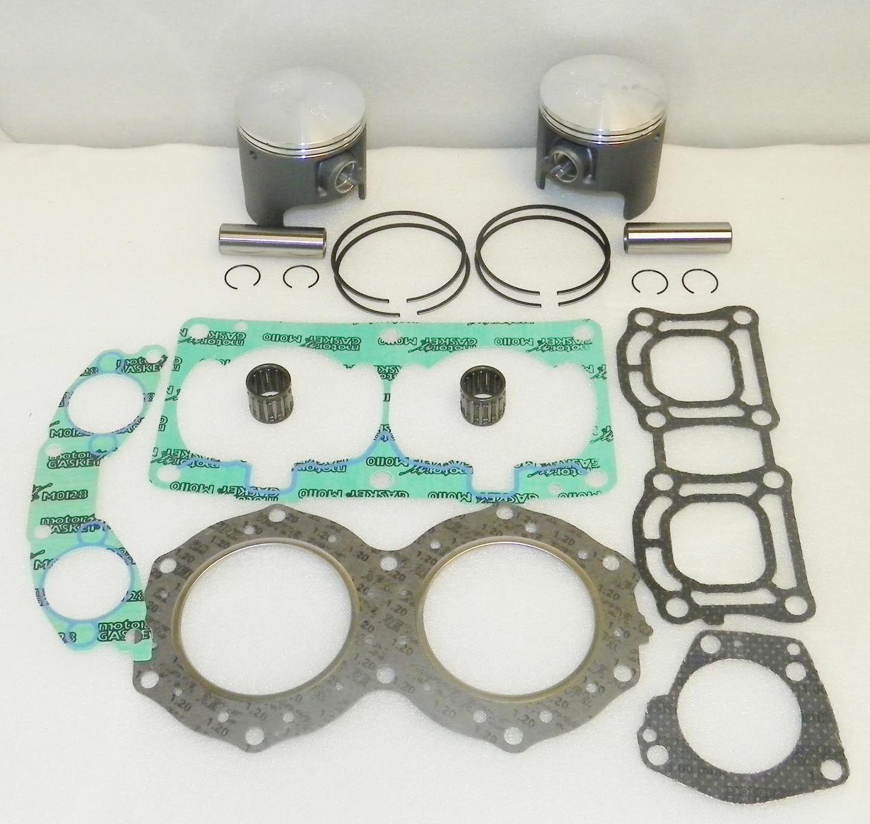 Top End Rebuild Set .50 Yamaha XL700 700 62T XL700 Yamaha Raider Wsm Platinum 010-827-12P afe574