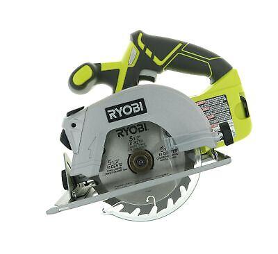 "BRAND NEW Ryobi 18V 5 1//2/"" Cordless Circular Saw Model# P506"