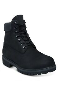 a9c26b698dd4 Image is loading Timberland-Icon-6-inch-Premium-Boots-Waterproof-Nubuck-