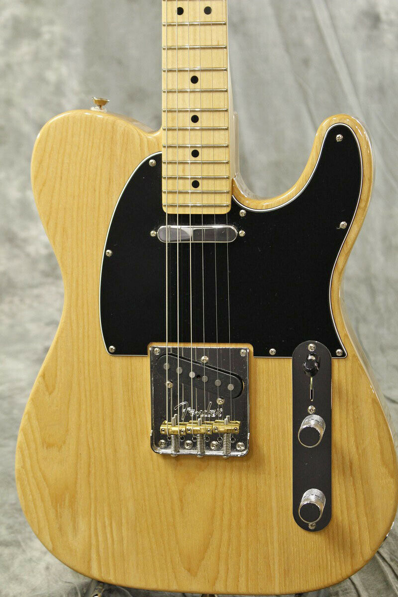 Fender American Pro Telecaster Ash Natural JAPAN beautiful rare EMS F S