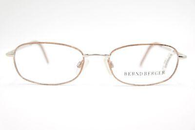 Amichevole Vintage Bernd Berger 9025 345 51 [] 18 135 Marrone Ovale Occhiali Montatura Nos- Vendite Economiche 50%