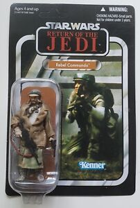 "Star Wars - Vintage Collection: Rebel Commando 3.75"" Figure"