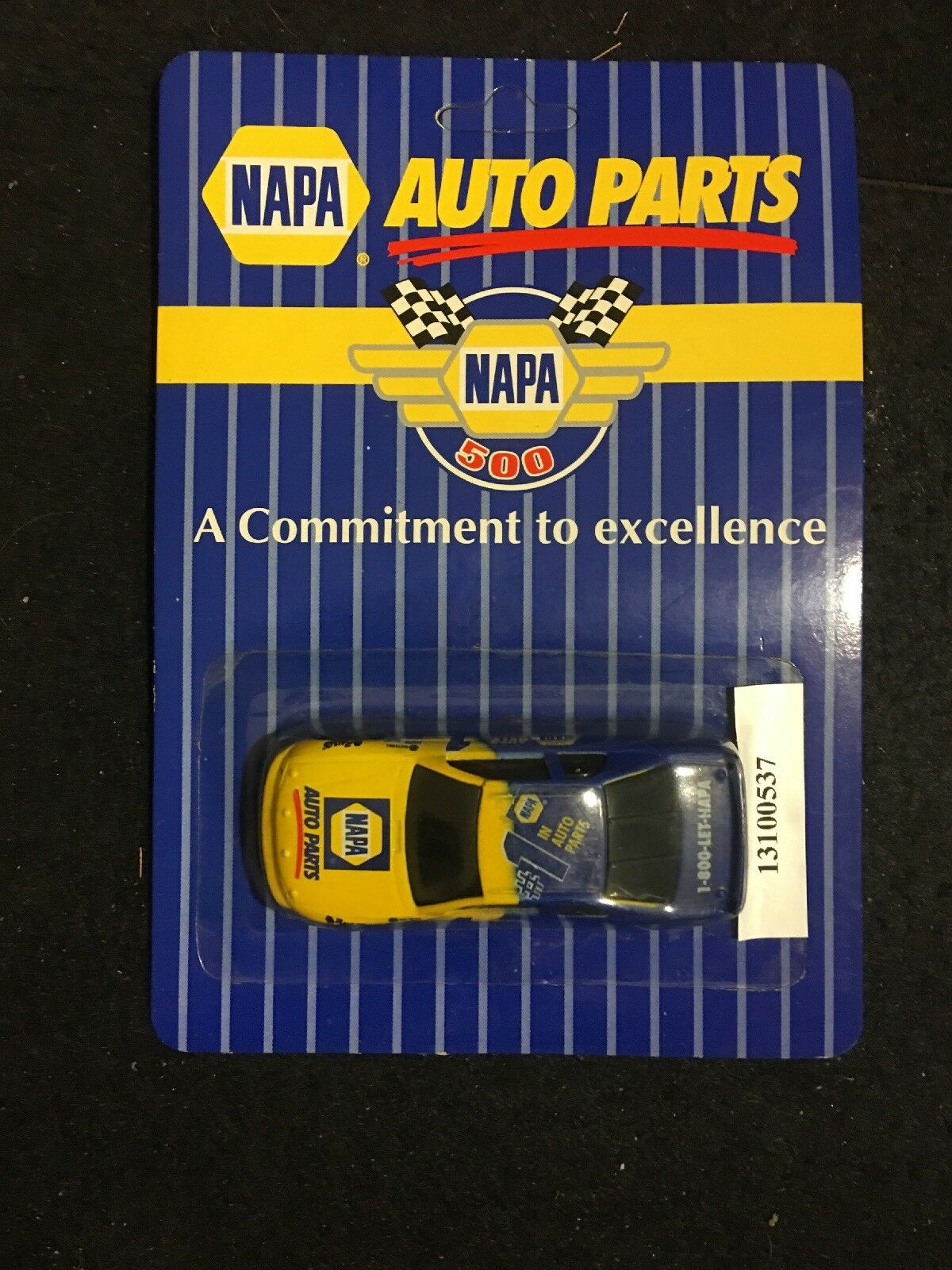 RACING CHAMPIONS 1995 NASCAR NAPA 500 CHEVY MONTE CARLO 1 64 DIECAST RARE